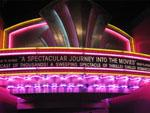 Entrance to A Spectacular Journey into the Movies ride