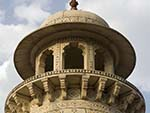 Cupola of the Baby Taj minaret