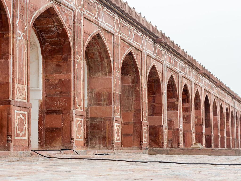 Persian architecture wallpaper for Architecture com
