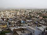 View of Jaipur, the Paris of India