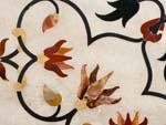 Detailed floral Pietra dura