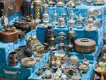 Various Arabic knickknacks