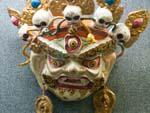 Mask of Protector Deity (20th century)
