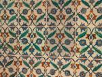 Colourful tiles